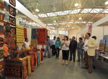 Inauguran Expo venta Oaxaca 2011 en apoyo a comerciantes establecidos