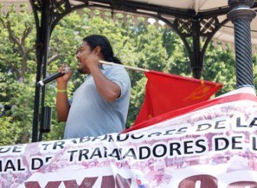 Realiza FPR marcha y bloqueo; festeja CMIC con caravana día del trabajador de la construcción