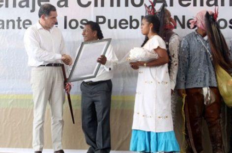 Reconoce Gabino Cué valor cultural de los pueblos afrodescendientes