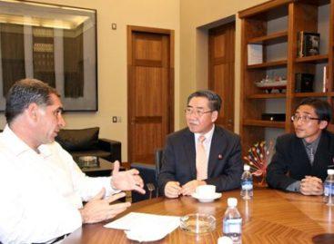 Establecen Corea y Oaxaca lazos de amistad y mecanismos de cooperación