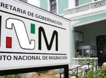 Atendió INM 128 quejas enviadas por la CNDH, por presuntas violaciones de garantías