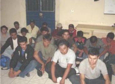 Detienen a 183 migrantes indocumentados en Puebla