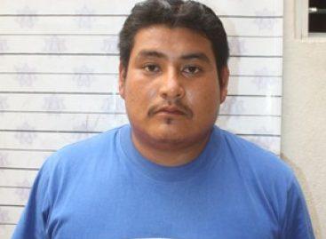 Denunciado por robo de aretes, el delito lo cometió en la Central de Abastos