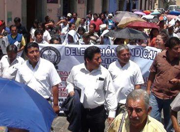 Magisterio obligado dejar la protesta autoritaria, demandan pequeños empresarios