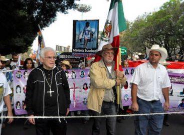 Inicia Marcha por la Paz con Justicia y Dignidad