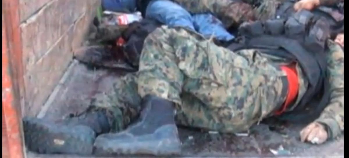 Combate armado deja 29 muertos y 4 heridos, en Nayarit