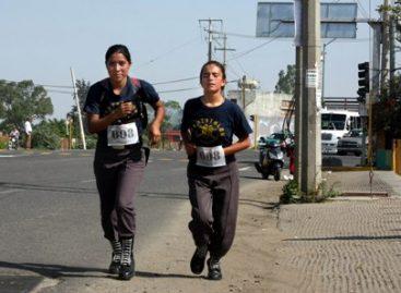 Conquista Pentatlón Deportivo Militarizado la Carrera Militarizada edición 2011