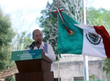 Expresa el presidente Calderón su respeto a la marcha por la paz con justicia y dignidad