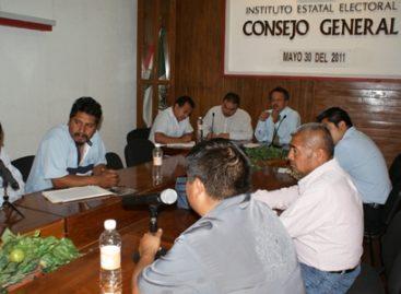 Analizan inconformidades en San Juan Mixtepec por elección extraordinaria