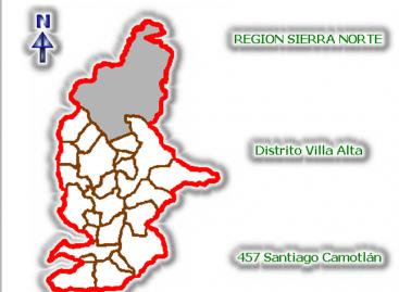 Violencia en la región Mixe de Oaxaca, dos muertos