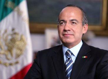 """""""Yo también quiero un México sin violencia"""": FCH"""