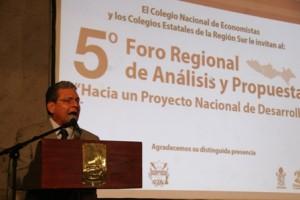 Para que el país y Oaxaca crezcan se debe Impulsar el desarrollo regional: Finanzas