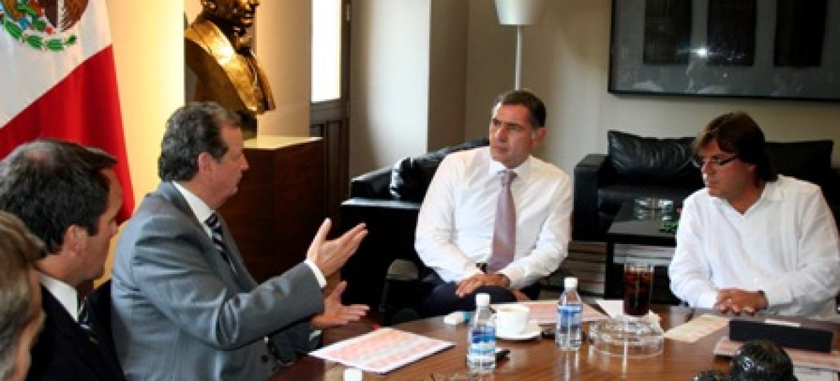 Analizan inversionistas de Home Depot abrir franquicia comercial en 2012 en Oaxaca