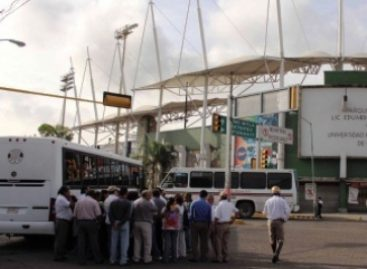 Interviene gubernatura en conflicto del Cbetis 26 de San Felipe del Agua