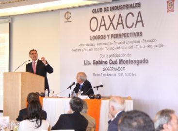 Cierra con éxito Semana de Oaxaca en el Club de Industriales