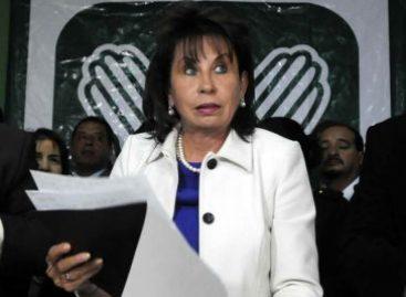 Tribunal Electoral rechaza candidatura a la presidencia de ex esposa del actual mandatario de Guatemala