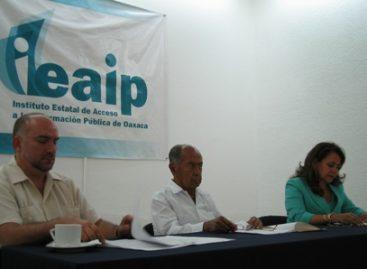Resuelven recursos de revisión contra CAO, DIF, Comunicación Social y Congreso de Oaxaca