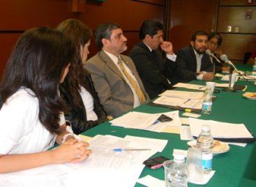 Concluyen diputados primera parte de audiencias públicas sobre seguridad nacional