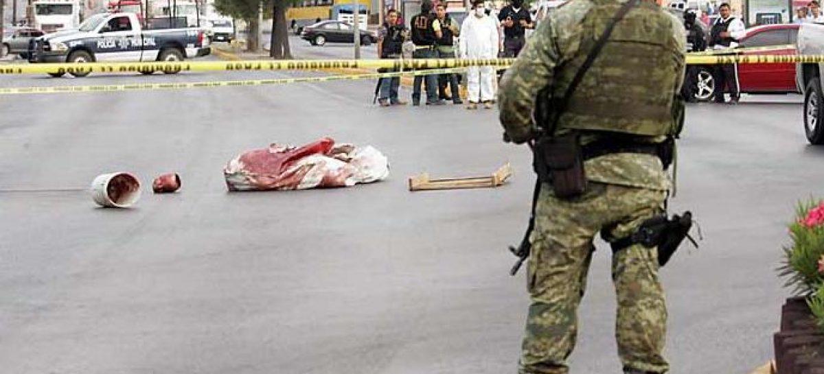 Apresa Ejército 28 policías, presuntos asesinos de guardias del gobernador de NL