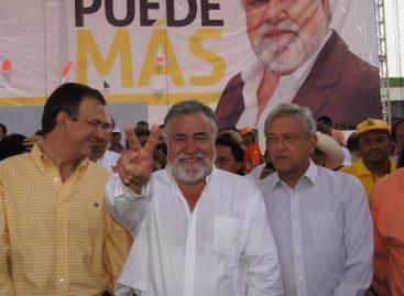 En una semana el gobierno corrupto del PRI será pasado: Encinas