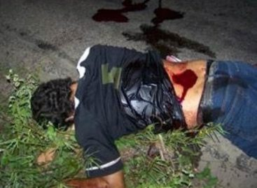 Investiga CNDH asesinato de campesinos por Policía Federal, en Tabasco