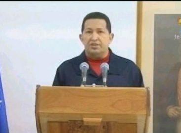 Se recupera Hugo Chávez de cáncer detectado en Cuba