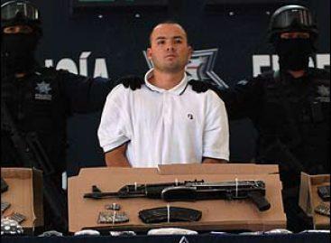 Apresan autor de masacre de 70 centroamericanos, en Tamaulipas