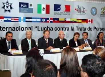 Requiere acciones concretas la protección de víctimas de trata de personas: Piñeyro Arias