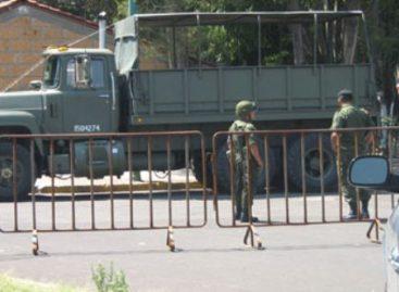 Investigan causas de heridas a un menor en campo de tiro de la 25/a Zona Militar
