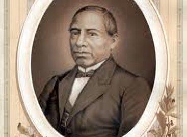 Imparte historiador Alfonso Esparza Luna, vida y obra de Benito Juárez, este martes