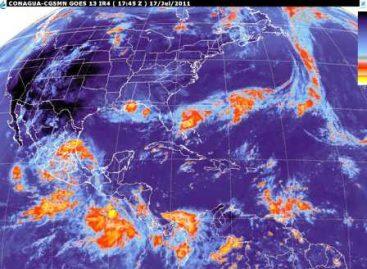 Seguirán lluvias intensas en centro, sur y oriente del país por onda tropical 9: SMN