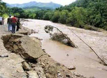 Solicitan a Segob declaratoria de emergencia por lluvias para 17 municipios del Istmo