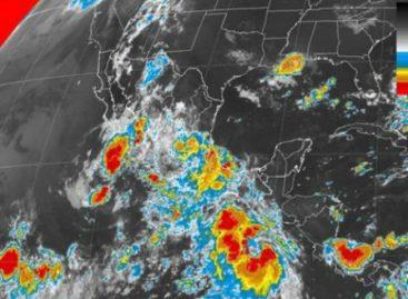 Emiten alerta en Chiapas y Oaxaca por depresión tropical