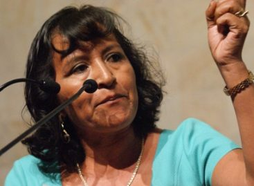 Al código penal delitos contra la libertad de expresión y derecho a la información: diputada Margarita García