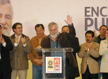Anuncia Encinas, inicio de movilizaciones de protesta en el Edomex
