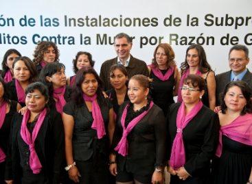 Perseguir y castigar con todo el peso de la ley a agresores de mujeres: Gabino Cué