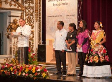 ¡Oaxaca está de júbilo!, inauguran las fiestas de los Lunes del Cerro o Guelaguetza