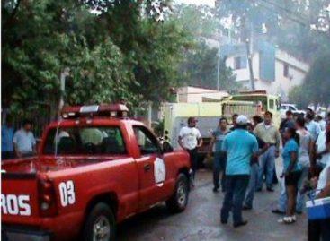 Queman paquetería electoral y oficinas del Consejo Municipal Electoral, en Huejutla Hgo