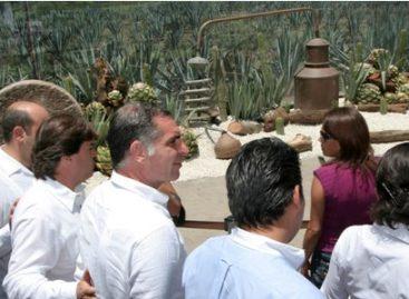 Inauguran XIV Feria Nacional del Mezcal, en el marco de las fiestas de la Guelaguetza