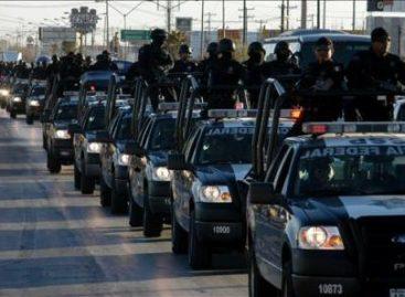 Suspenden recursos federales a Ciudad Juárez para seguridad