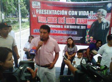 No ha renunciado Azael Santiago Chepi, a la 22 del SNTE