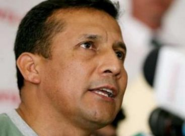 Visitará México el presidente electo de Perú, Ollanta Humala Tasso