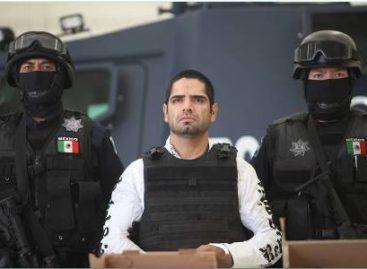 Captura DEA-PF responsable de mil 500 asesinatos y personal consular de los EU en C. Juárez