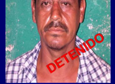 """Apresan a Javier Beltrán Arco, presunto asesino al servicio de """"Los Caballeros Templarios"""""""