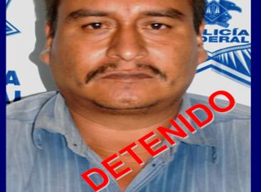 """Agarra PF a """"El Pariente"""", homicida al servicio de """"Los Caballeros Templarios"""" de Michoacán"""
