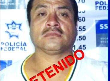 Capturan extorsionadores de la Familia Michoacana: PF