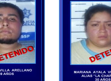 """PF libera a secuestrado y detiene a tres de la banda  """"Las Madrinas"""""""