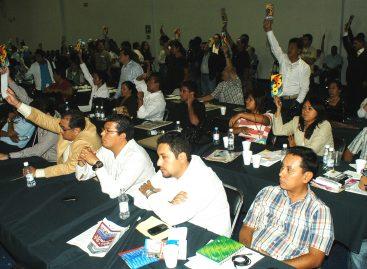 En agosto cambia PRD órganos de dirección nacional, acuerdo del pleno