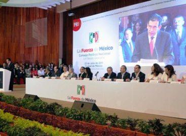 Ni rupturas, ni deslealtades, ni enfrentamientos caben en el PRI: Moreira