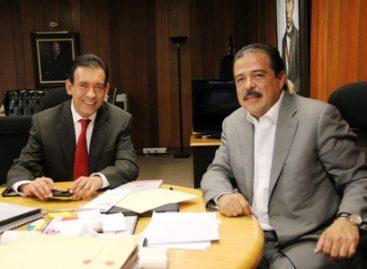 En Oaxaca no hay mas líder que Eviel Pérez Magaña; reconoce Humberto Moreira